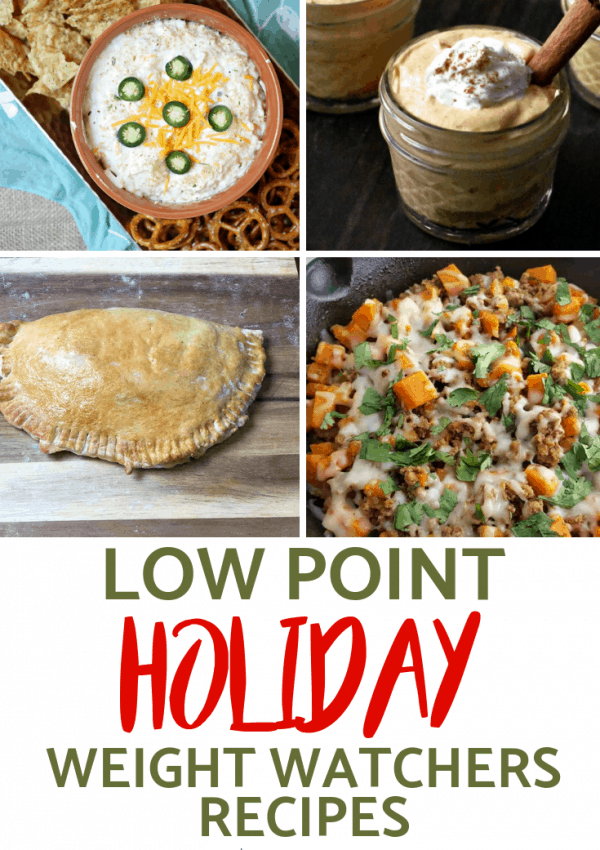 Weight Watchers Holiday Recipes