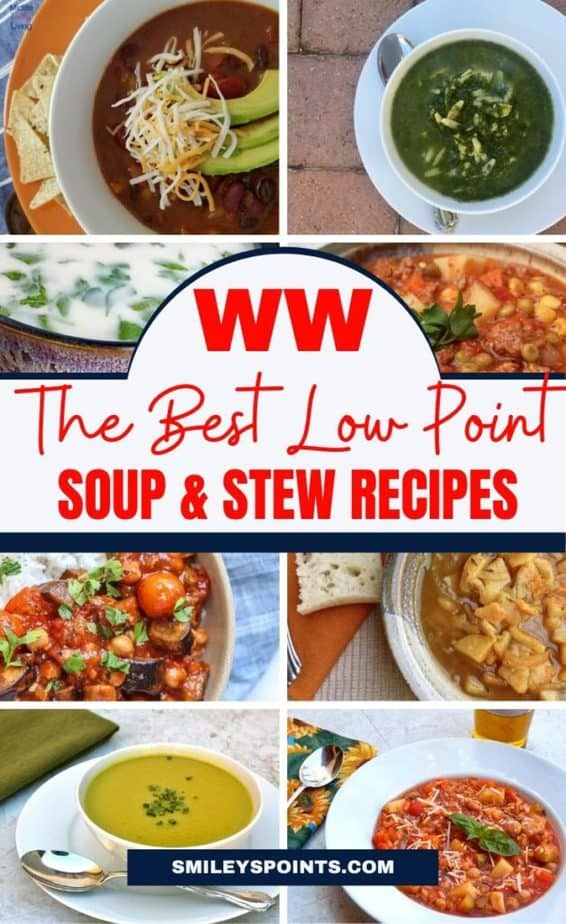 The Best WW Low Point Soup Recipes