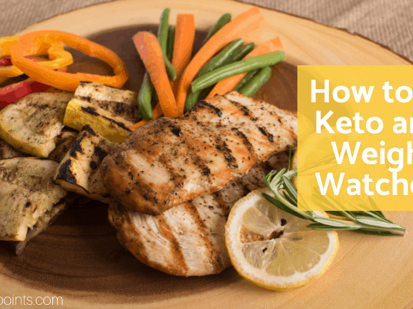 How to do Keto and Weight Watchers
