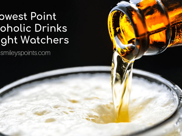 Low Point Alcoholic Drinks – Staying on Track With Weight Watchers