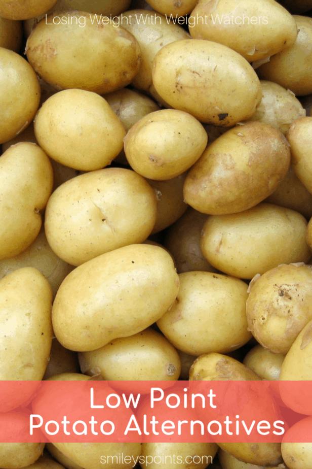 potato alternatives weight watchers