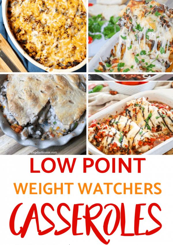 Weight Watchers Casserole Recipes