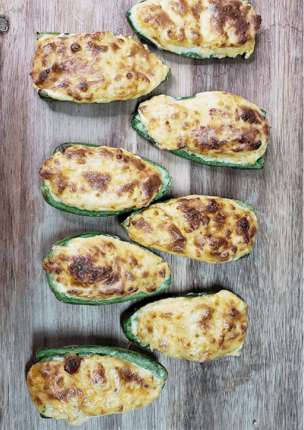 Weight Watchers Friendly Jalapeno Poppers – 1 Point for 2