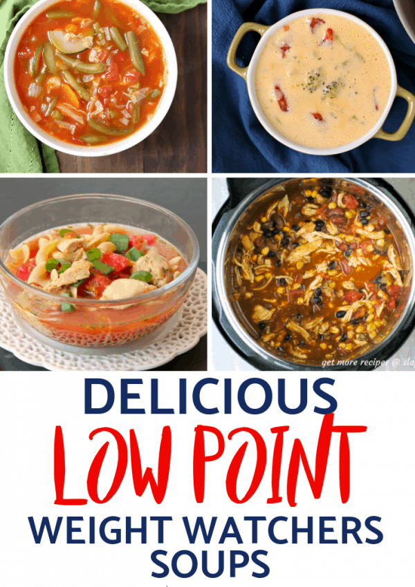 Best Weight Watchers Soups
