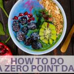 Weight Watchers Zero Point Day