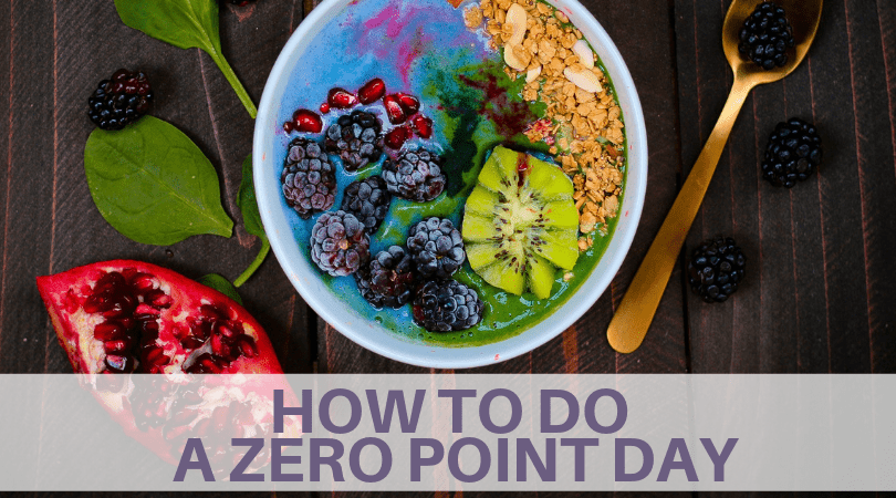 How to do a Zero Point Day