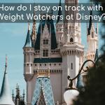 weight watchers disney