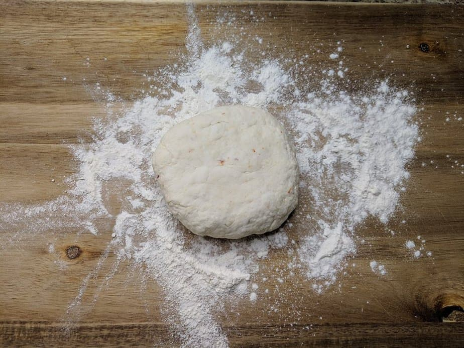 weight watchers pizza dough