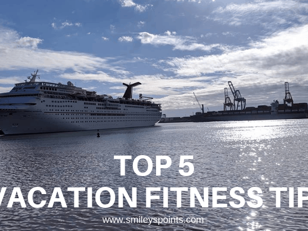 Fitness While on Vacation