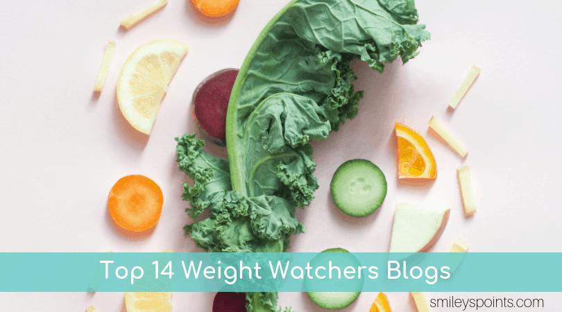 Top Weight Watchers Blogs