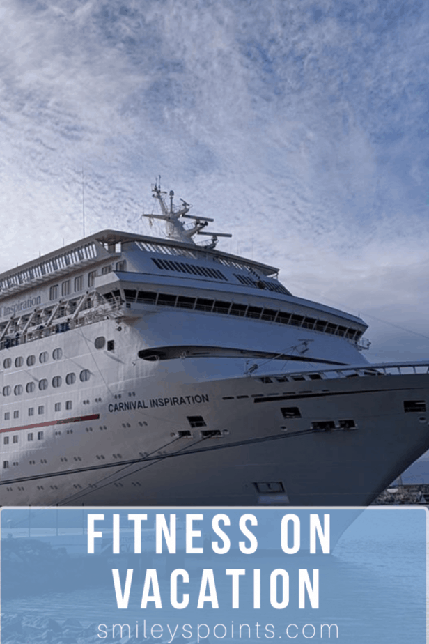 fitness on vacation