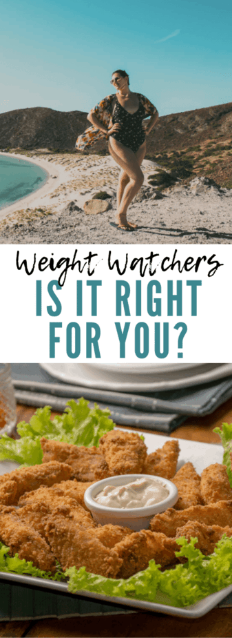 is weight watchers right for me