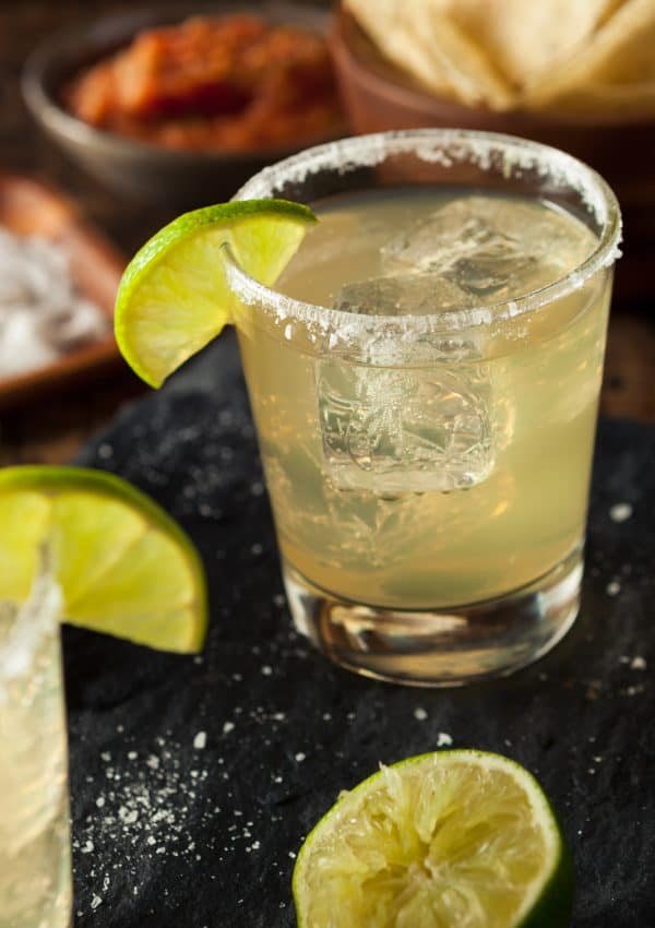 Weight Watchers Friendly Skinny Margarita