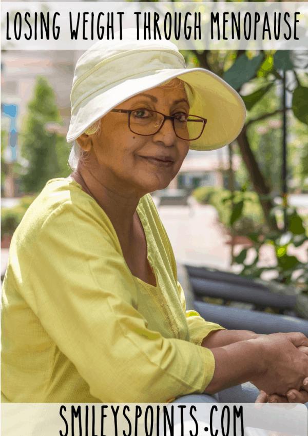 Losing Weight Through Menopause