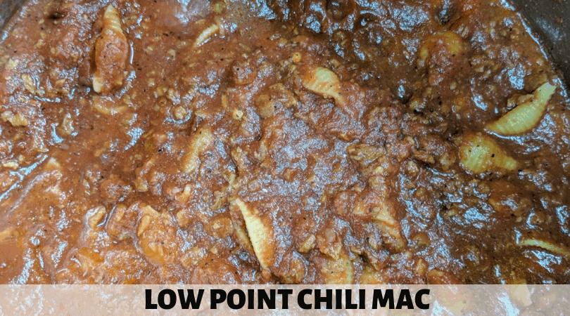Low Point Chili Mac