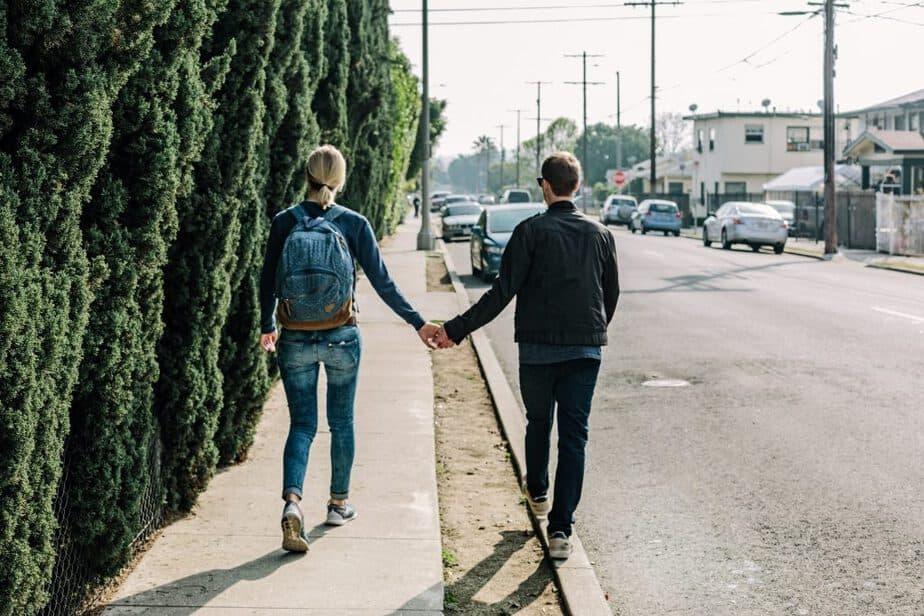 Walking Location