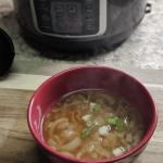 Weight Watchers Friendly Caramelized Onion Soup