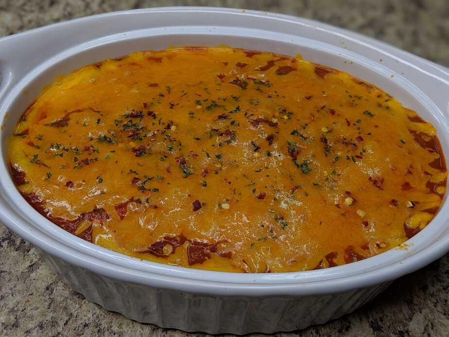 Instant Pot Chicken Parmesan – 1 WW Point
