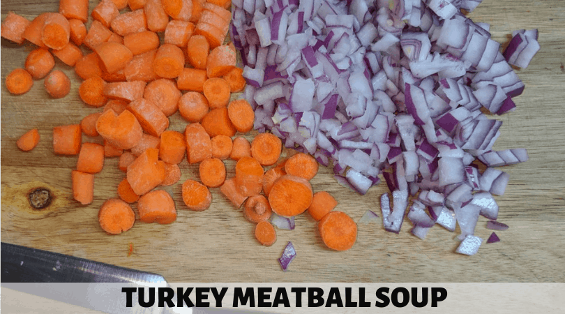 Weight Watchers Turkey Meatball Soup