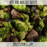Beef and Broccoli Skillet