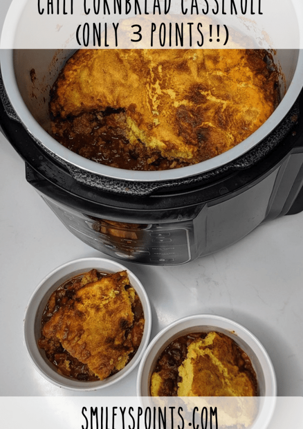 Low Point Chili Cornbread Casserole