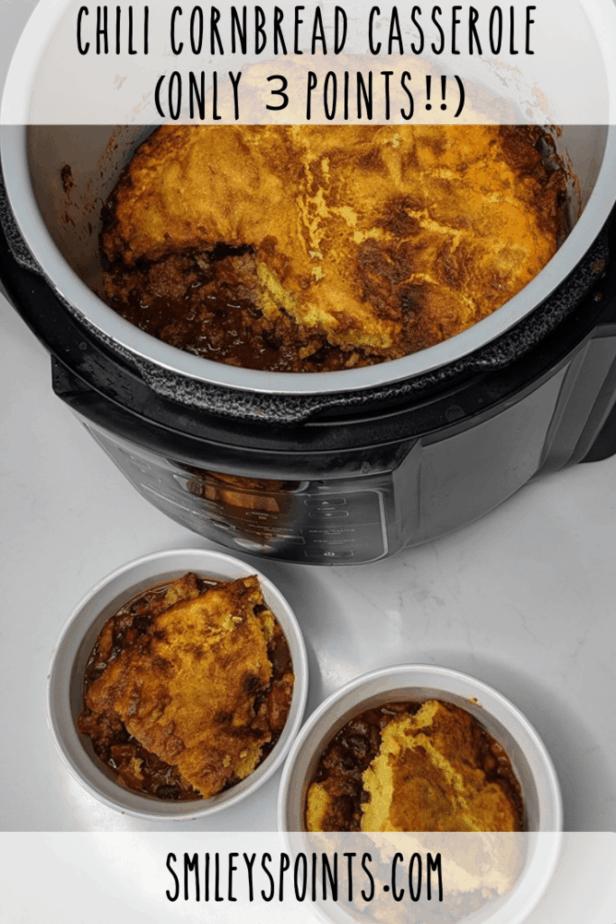 Low Point Chili Cornbread Casserole