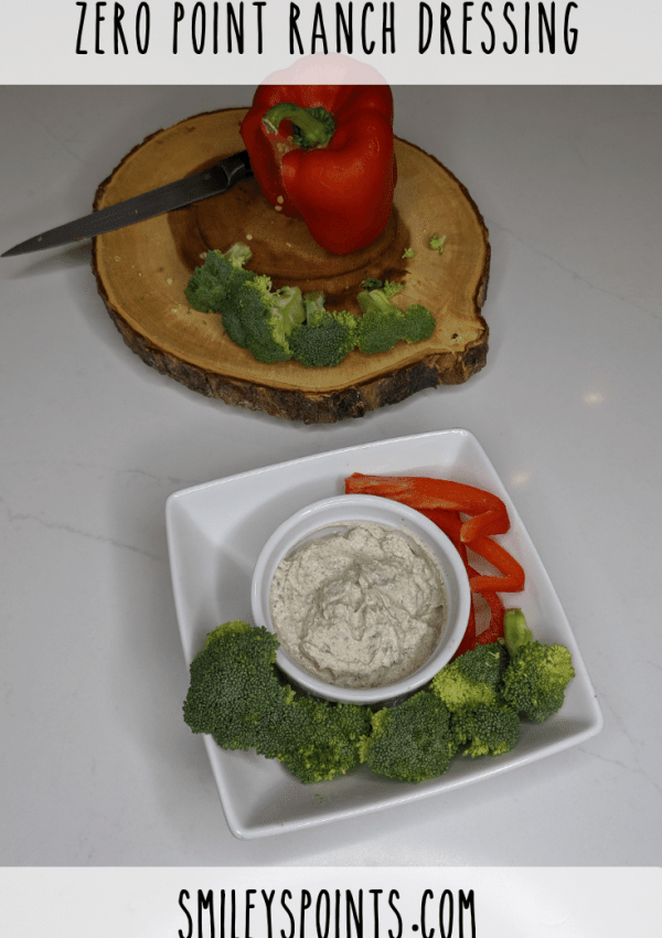 Weight Watchers Friendly Ranch Dressing