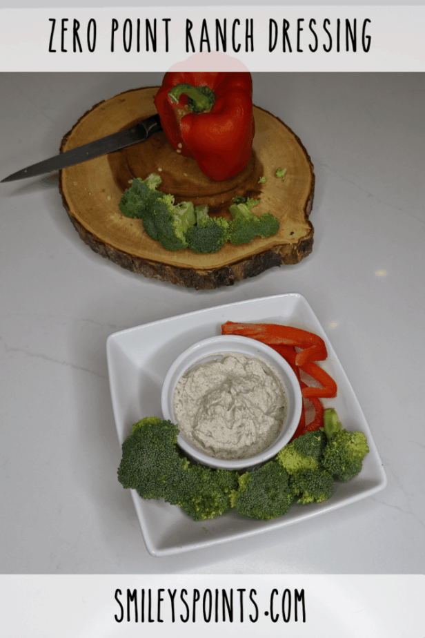 Weight Watchers Ranch Dressing