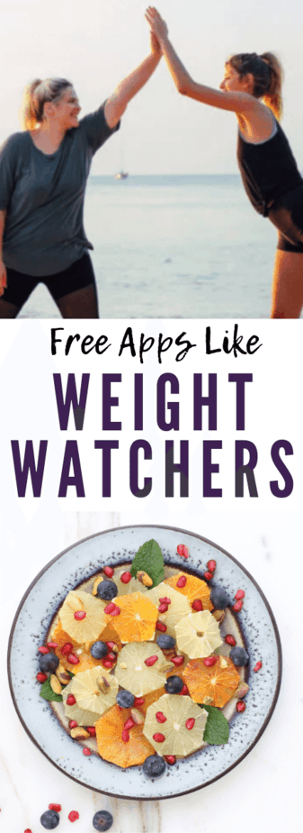 free weight watchers app