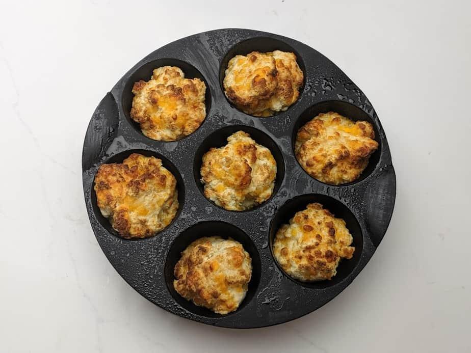 healthy cheddar bay biscuit copycat recipe