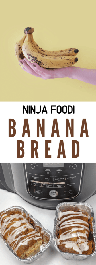 ninja foodi banana bread