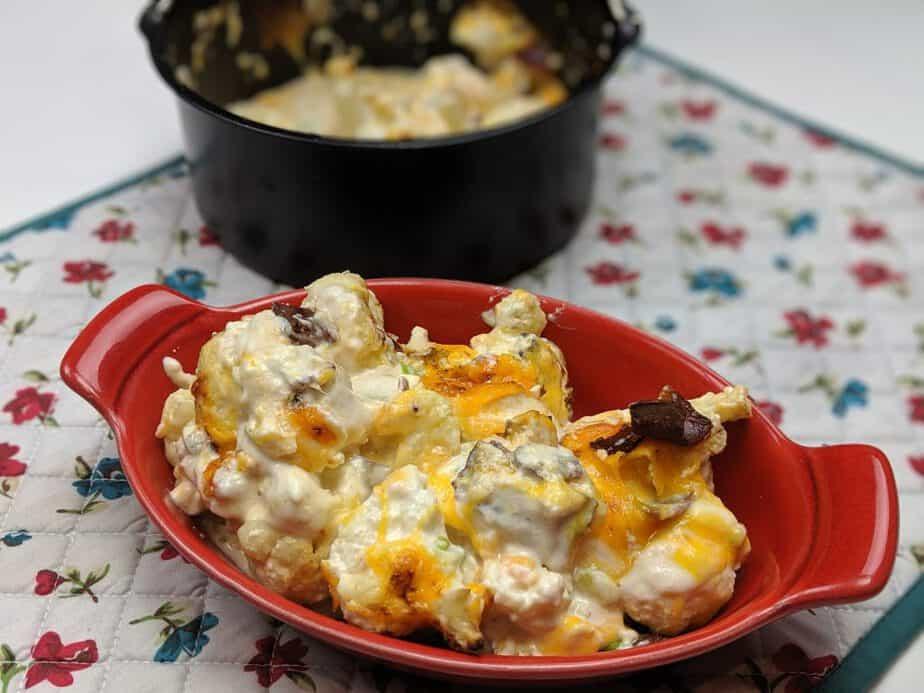 3 Point Cauliflower Casserole