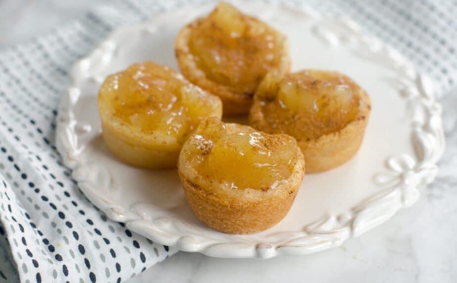 Low Point Apple Cookies