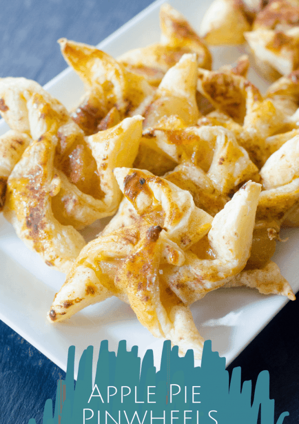 Apple Pie Pinwheels