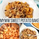 myww sweet potato bake