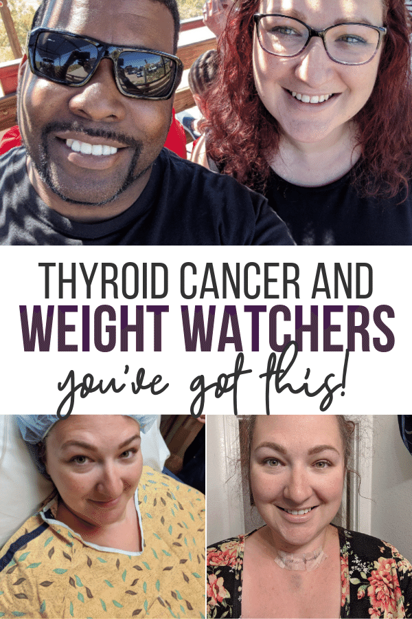 thryoid cancer weight watchers