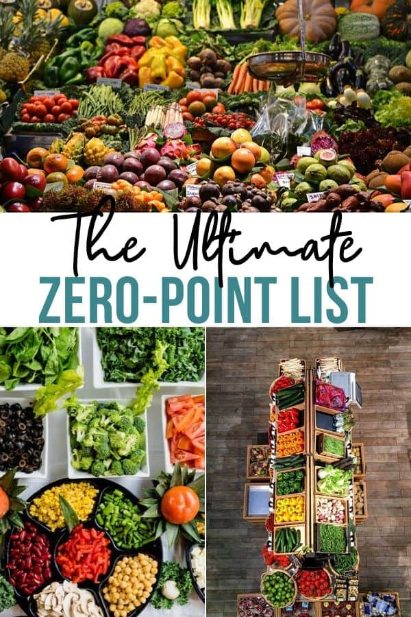 Ultimate Zero Point List