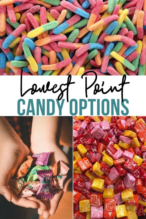 low point candy weight watchers