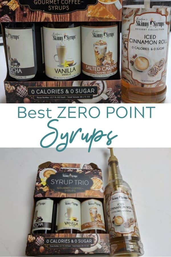 Zero-Point-Syrups