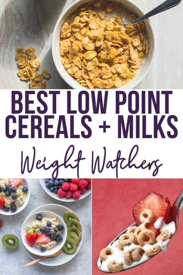 low point cereals