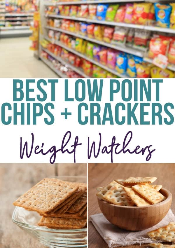 Weight Watchers Chips and Crackers
