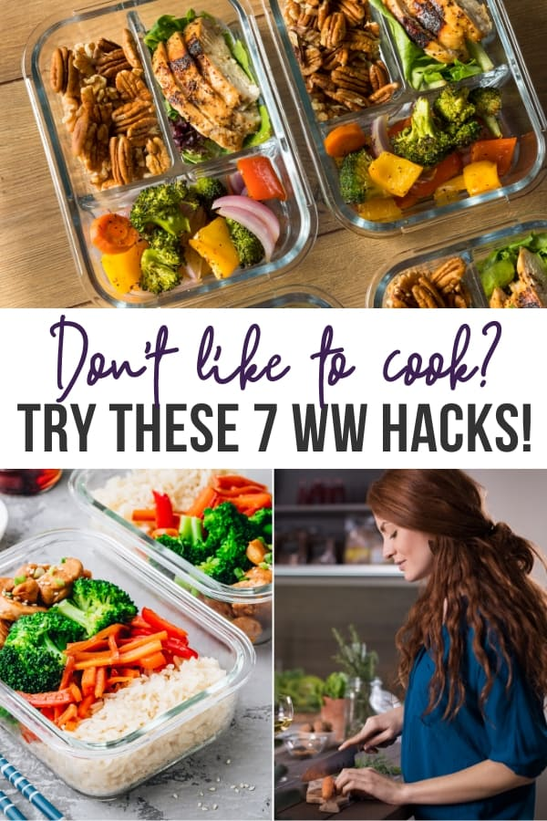 weight watchers hacks