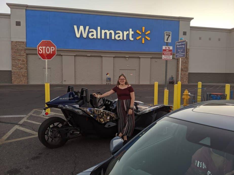 Saff slingshot Walmart