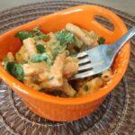Sweet garlic chili pasta