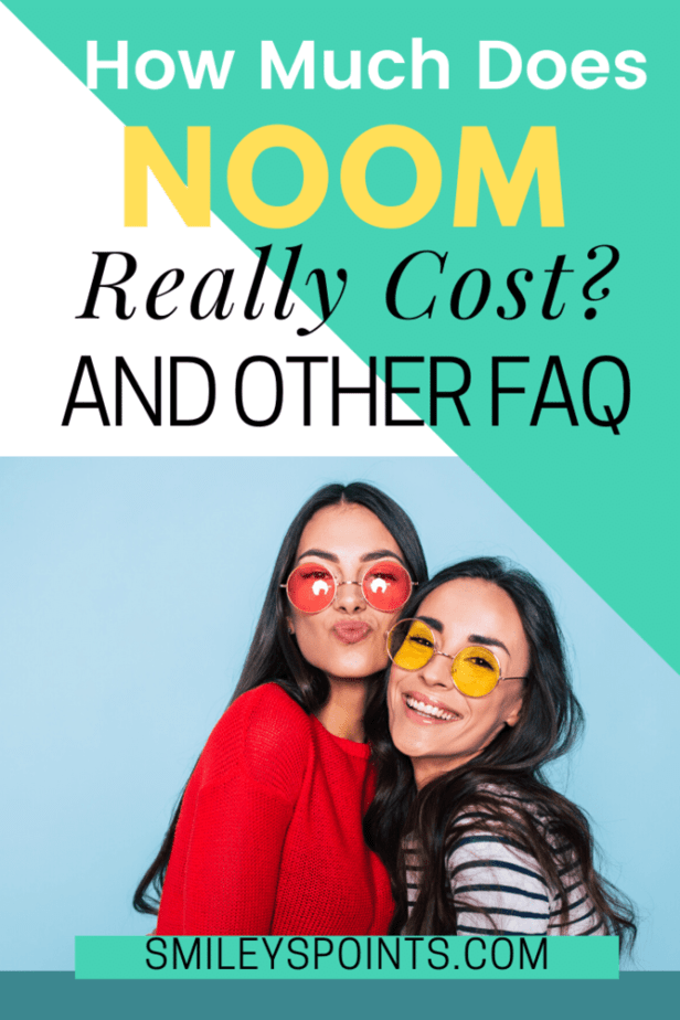 how much does noom cost