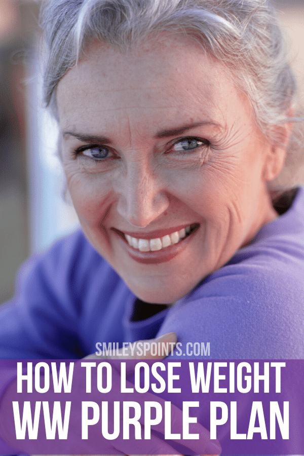weight watchers purple plan 2020