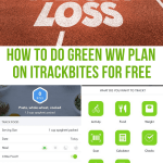 ww green plan itrackbites free