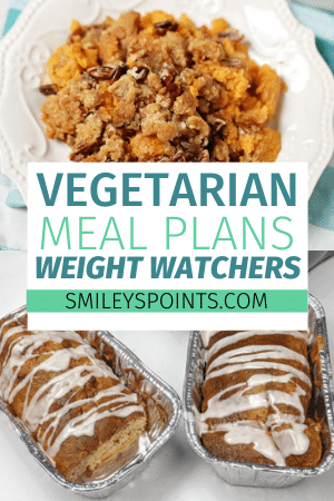 ww meal plans vegetarian