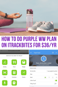 ww purple plan itrackbites