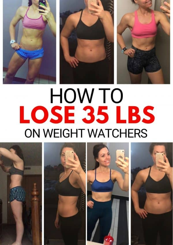 How-to-lose-35-LBS-on-Weight-Watchers